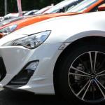 【動画】トヨタ86のタイヤが「プリウスと同銘柄」な本当の理由とは?【Fuji 86 Style 2012】 - トヨタ86