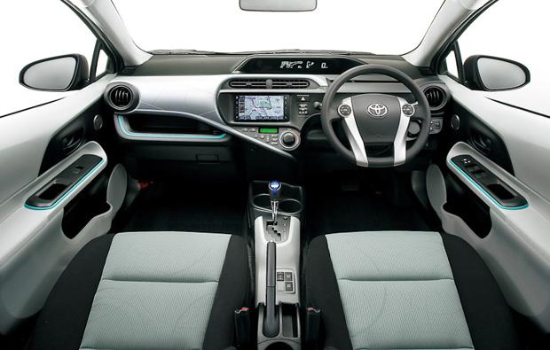 トヨタ Aqua(アクア)が遂に正式公開に 【東京モーターショー2011】 トヨタ アクア Clicccar