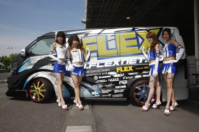 「トヨタ86や電気自動車も参戦! 哀川翔率いる「TEAM SHOW」発進! 」の9枚目の画像