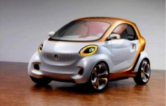 smart のコンセプトEVはボディ塗料で自己発電する!? 【フランクフルトショー 2011】 のパーマリンク