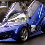 テスラのようでまったく違う! 謎のミッドシップ・スポーツEV「トヨタ テセラ」登場! 【東京オートサロン2012】 - トヨタ テセラ