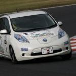 使われるタイヤが気になる【EV全日本選手権レース2011予選】 - Ev青山3
