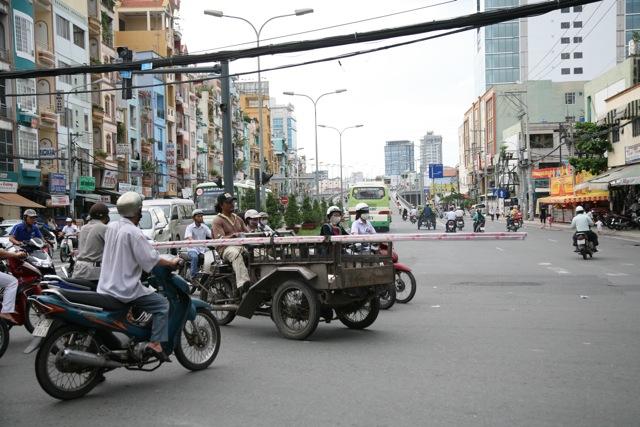 ベトナムバイク事情11