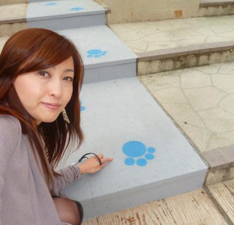 美人すぎるエッセイスト吉田由美様のプロデュース作品が足柄SA下りに登場!【NEXCO中日本わんちゃんプロジェクト】