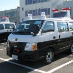 ユーザー車検体験記 その1 12月と3月の車検は避けよう - パトカーも車検
