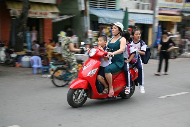 ベトナムバイク事情07