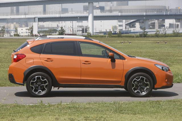 「スバル インプレッサ XV発表! アイサイト装着車は246.75万円」の13枚目の画像