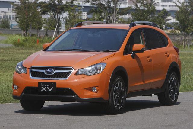 「スバル インプレッサ XV発表! アイサイト装着車は246.75万円」の1枚目の画像