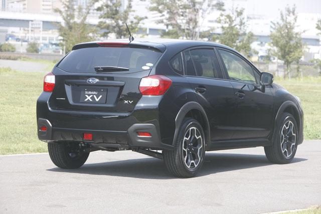 「スバル インプレッサ XV発表! アイサイト装着車は246.75万円」の16枚目の画像