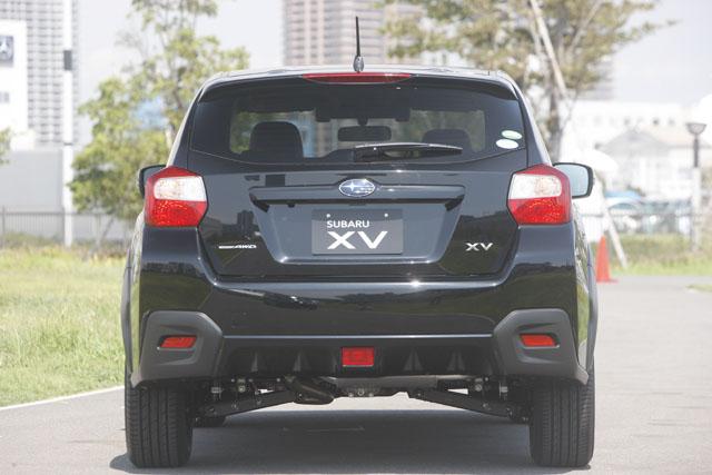 「スバル インプレッサ XV発表! アイサイト装着車は246.75万円」の20枚目の画像