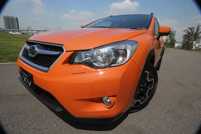 「スバル インプレッサ XV発表! アイサイト装着車は246.75万円」の4枚目の画像