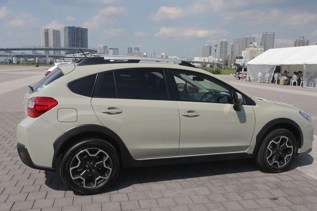 「スバル インプレッサ XV発表! アイサイト装着車は246.75万円」の18枚目の画像