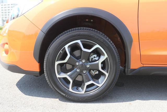 「スバル インプレッサ XV発表! アイサイト装着車は246.75万円」の5枚目の画像