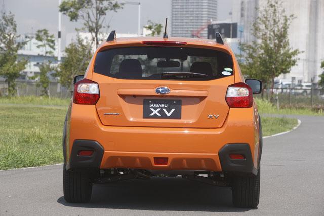 「スバル インプレッサ XV発表! アイサイト装着車は246.75万円」の14枚目の画像