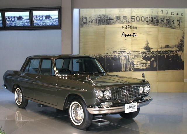 「トヨタが創立75周年で歴代車100台展示 ! 1/5デザインモックも !」の4枚目の画像