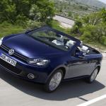 大人の男が演出できる一味違うクルマ ベスト5! - Das neue Volkswagen Golf Cabriolet