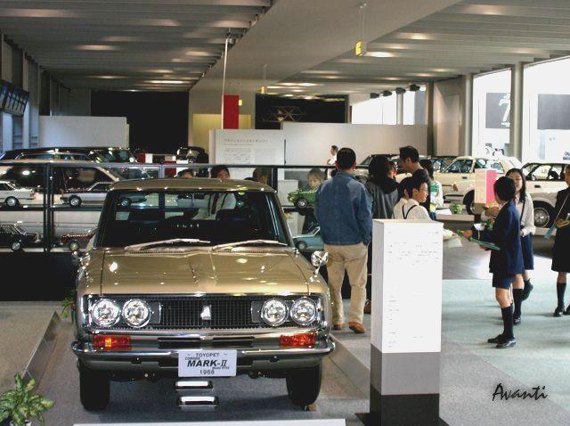 「トヨタが創立75周年で歴代車100台展示 ! 1/5デザインモックも !」の6枚目の画像
