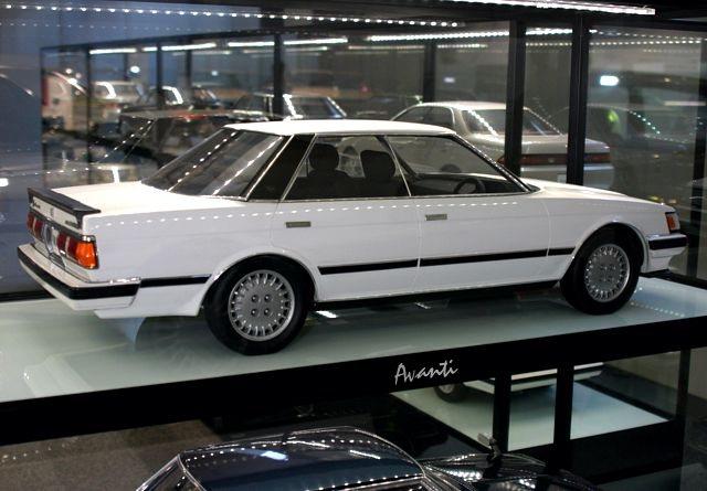 「トヨタが創立75周年で歴代車100台展示 ! 1/5デザインモックも !」の24枚目の画像