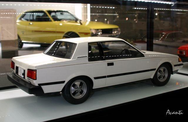 「トヨタが創立75周年で歴代車100台展示 ! 1/5デザインモックも !」の23枚目の画像