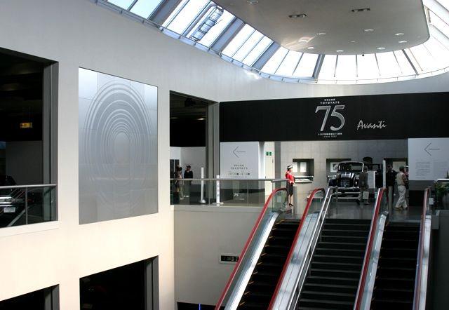 「トヨタが創立75周年で歴代車100台展示 ! 1/5デザインモックも !」の30枚目の画像