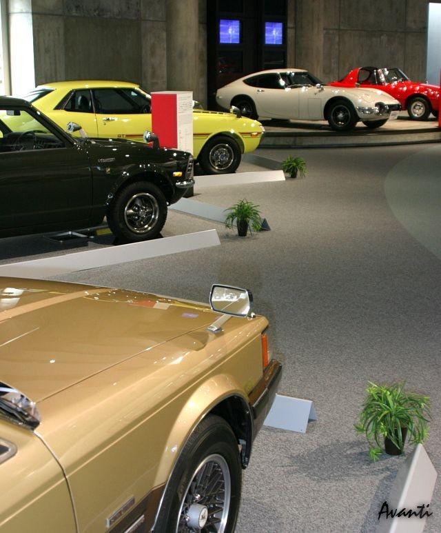 「トヨタが創立75周年で歴代車100台展示 ! 1/5デザインモックも !」の28枚目の画像
