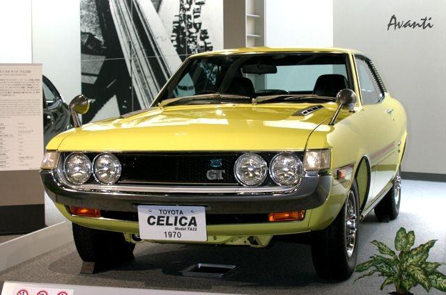 「トヨタが創立75周年で歴代車100台展示 ! 1/5デザインモックも !」の11枚目の画像