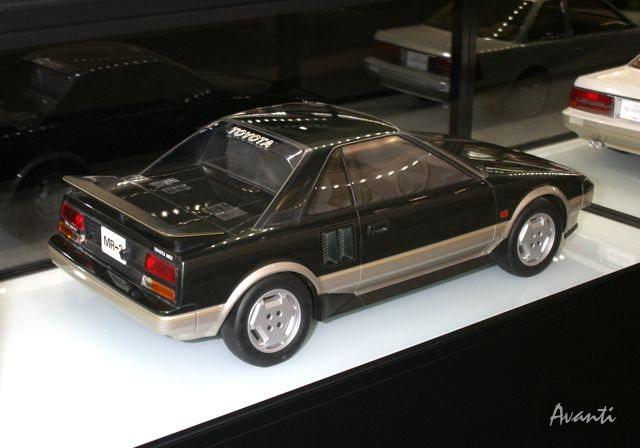 「トヨタが創立75周年で歴代車100台展示 ! 1/5デザインモックも !」の21枚目の画像