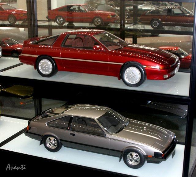 「トヨタが創立75周年で歴代車100台展示 ! 1/5デザインモックも !」の20枚目の画像