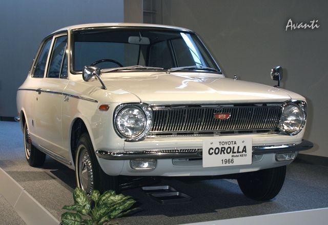 「トヨタが創立75周年で歴代車100台展示 ! 1/5デザインモックも !」の16枚目の画像