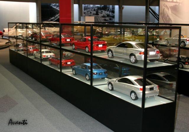 「トヨタが創立75周年で歴代車100台展示 ! 1/5デザインモックも !」の19枚目の画像