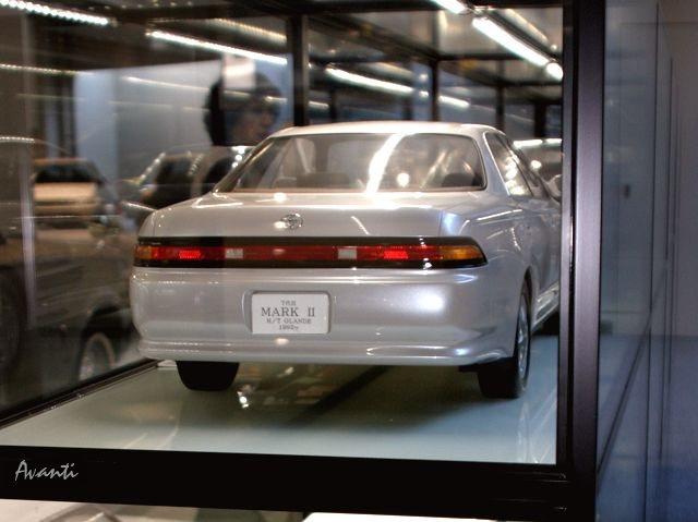 「トヨタが創立75周年で歴代車100台展示 ! 1/5デザインモックも !」の18枚目の画像