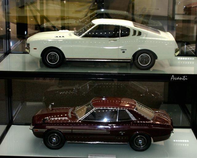 「トヨタが創立75周年で歴代車100台展示 ! 1/5デザインモックも !」の17枚目の画像