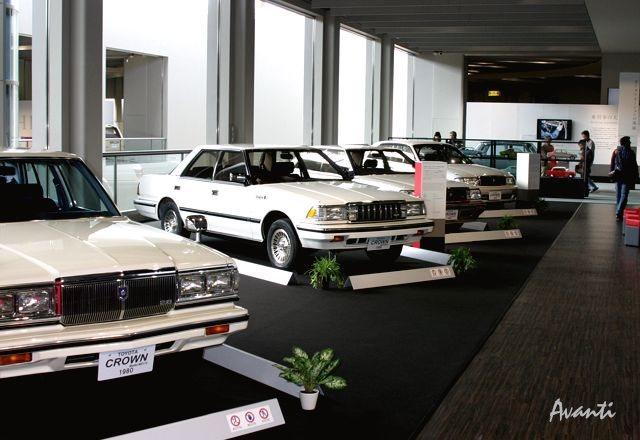 「トヨタが創立75周年で歴代車100台展示 ! 1/5デザインモックも !」の15枚目の画像