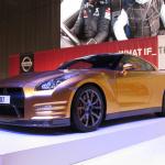 ウサイン ボルトはGT-Rも金! ゴールドNISSAN GT-Rはオークションに出品!! - BOLT GOLD GT-R_8