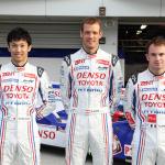 トヨタTS030ハイブリッドが富士6時間レースで予選トップ! - bh8p6441