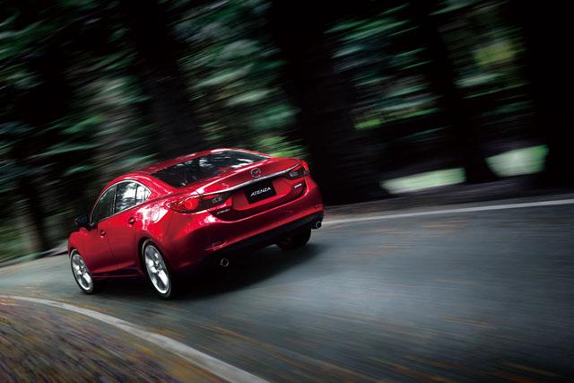 「燃費性能はリッター22.4km! 新型マツダ アテンザスカイアクティブディーゼルに注目」の8枚目の画像