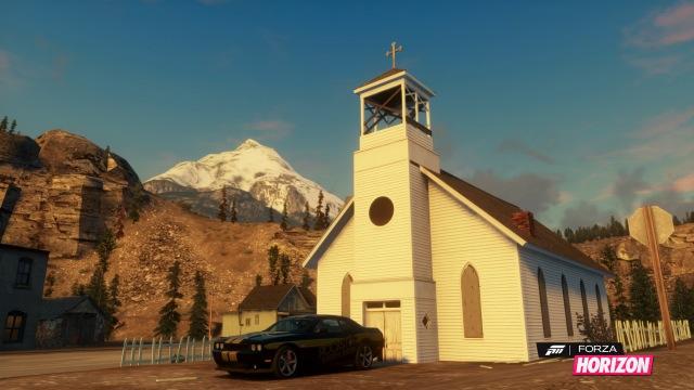 「【Forza Horizon】おもわずアクセルを緩めてしまうベストフォトスポットはこちら!」の1枚目の画像