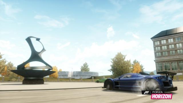 「【Forza Horizon】おもわずアクセルを緩めてしまうベストフォトスポットはこちら!」の11枚目の画像