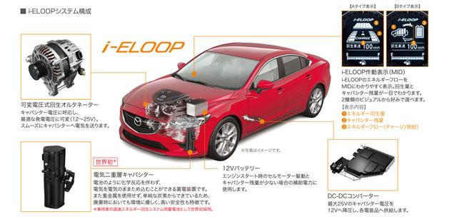 「燃費性能はリッター22.4km! 新型マツダ アテンザスカイアクティブディーゼルに注目」の13枚目の画像