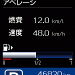 日産 NV350キャラバン カラー情報ディスプレイ