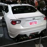 オートサロンにあった「トヨタ86&スバルBRZ」のすべて【東京オートサロン2012】 - 2012011621180001
