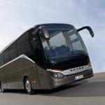 ダイムラーの新しいバスは空力抜群でパワーは428馬力! - 2012_Setra_500_001
