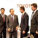 トヨタとBMWがスポーツカー、FCV、リチウム空気電池などでの協業する狙いとは? - トヨタ・BMW 共同記者会見