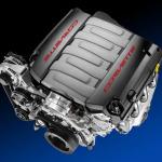 """7代目シボレー・コルベット、伝統のV8エンジンは健在【デトロイトショー2013】 - 2014 """"LT-1"""" 6.2L V-8 VVT DI (LT1) for Chevrolet Corvette"""