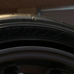 ダンロップのプロジェクションマッピングが凄い! - オートサロン2013ダンロップ06