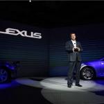 トヨタが米ラスベガスでレクサスLS600hの自律走行車を公開 ! - Lexus LS600h AASRV