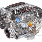新型シボレー・コルベット画像ギャラリー — スティングレイ復活! 450馬力V8を搭載!! - サイズ変更K2014 6.2L V8 VVT DI LT1 Corvette