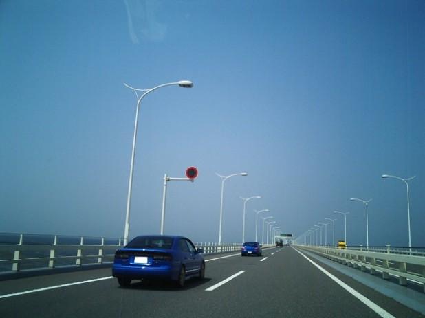 高速道路 単調