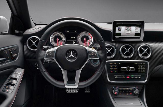 Benz A180
