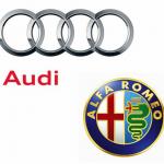 フィアットがVW傘下のアウディに「アルファロメオ」部門売却 !? - Audi Alfaromeo